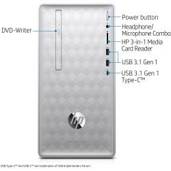 HP590-P0081C/i5-8400